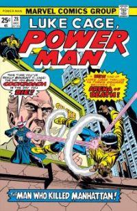 Luke Cage, Power Man!!