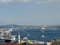 uitzicht op de Bosporus