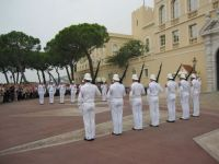 Monaco - Changing the Guard