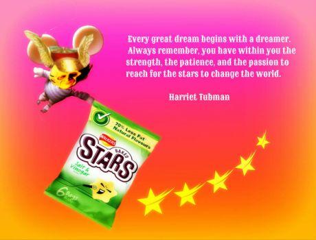 Edible Stars!