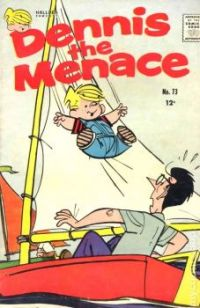 Dennis The Menace: Sailing Away