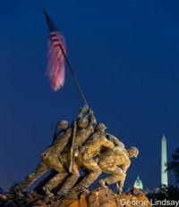 Iwo Jima Flag Rasing Monument