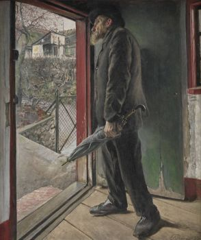 "Laurits Andersen Ring, ""Has it Stopped Raining?"""