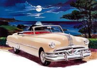 1951 Pontiac Eight Ad