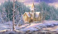 Church in the wild wood