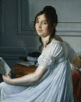 1801 Sophie Crouzet by Louis Hersent