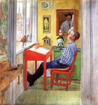 Homework - Carl Larsson
