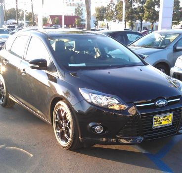 My new car! 2013 Ford Focus SE