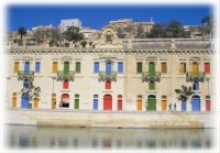 Valletta Waterfront by day