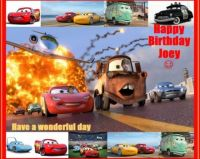 Happy Birthday dear Joey (Joe's grandson - wlj1015)
