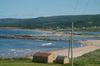 Margaree Harbour Entrance, Cape Breton, Nova Scotia