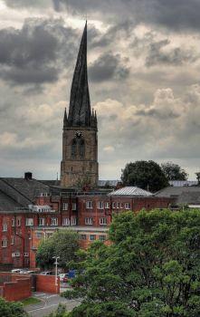 Saint Mary and All Saints Church c. 1360