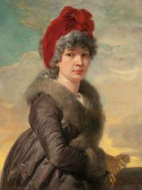JOSEF ABEL (1764-1818) Portrait of a Woman, circa 1809