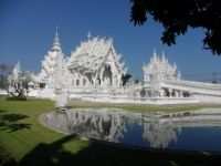 Wat Rong Khun - White Temple - Chaing Rai Thailand