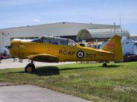 RCAF 307 Harvard