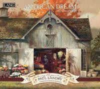 LANG 2017 Wall Calendar American Dream