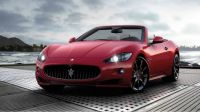 Claret 2012 Maserati Granturismo Cabrio Sport - but HOW! (part 2 of 2)