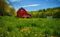 Pennsylvania Big Red Barn