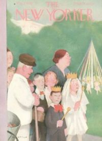 The New Yorker  Saturday, May 2, 1936  William Cotton