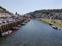 Tides Out, Looe River