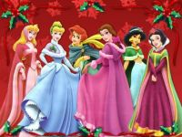 Christmas Princesses 2