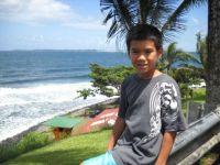 My Mo'opuna at Honoli'i Beach