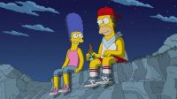 Homer and Marge 12