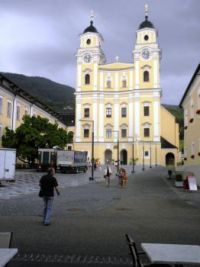 Mondsee Church