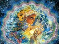 Creation of summer by josephine wall