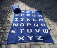 Julian's Alphabet Blanket