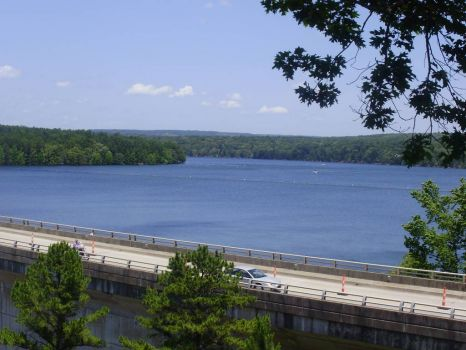 Greers Ferry Bridge