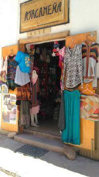 Store in San Pedro de Atacama