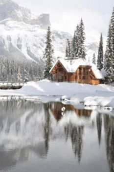 Rocky Mountain Cabin
