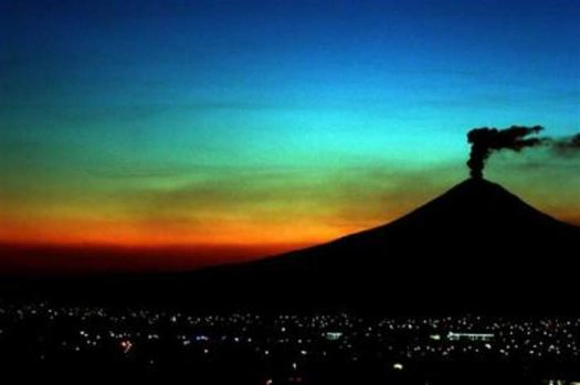 Popocatepetl #3