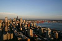 041283-Seattle Skyline