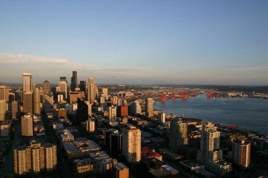 041283-Seattle Skyline