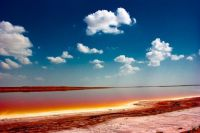 Salt lake ~ Gorgan - Iran
