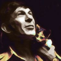 Lenard Nimoy fan art