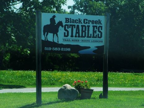 BlackCreek Stables Port Dover, ON