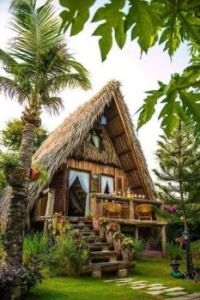 Cottage in the paradise