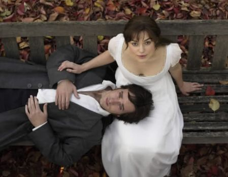 Mr. Darcy and Lizzie