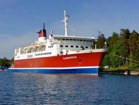 Ålandsfärjan Mariehamn ca 2006