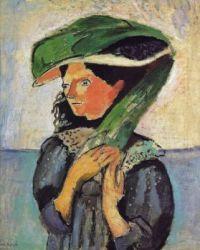 Henri Matisse - Margot, 1907 at Kusthaus Zurich Switzerland