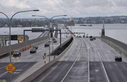 Replacement Evergreen Point Floating Bridge, USA $4.5 billion