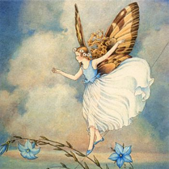 Fairy In The Wind