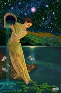 Art by Pamela Wells - The Star