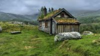 Old house in Norway