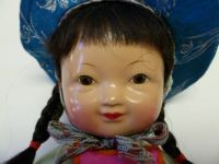 beautiful Chinese doll