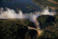 Victoria Falls, Zambia side.