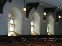 Alcove of Montreal church